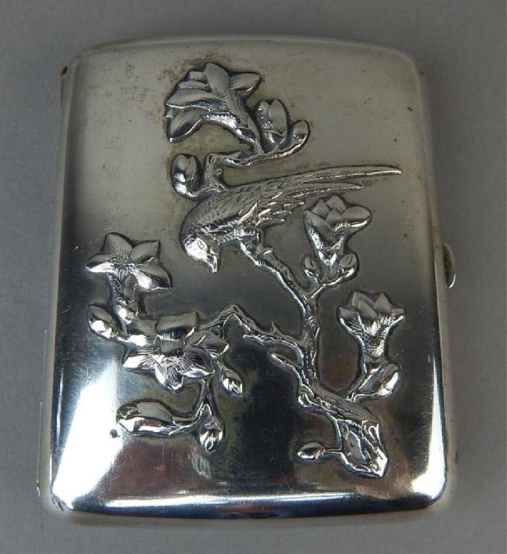 Silver 85 Cigarette Case