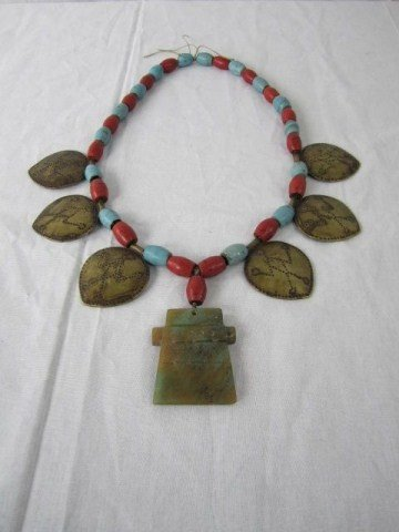 1003: A8-38 MAGALAND NECKLACE