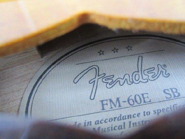 49: C2-8 RARE FENDER ELECTRIC MANDOLIN / UKULELE - 4