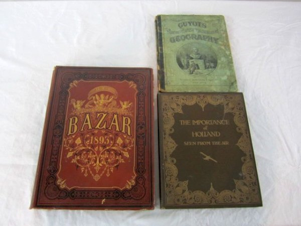 2: C11-3 SET OF 3 OLD BOOKS