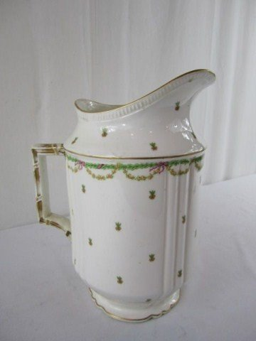 11: A1-36 LIMOGES PITCHER