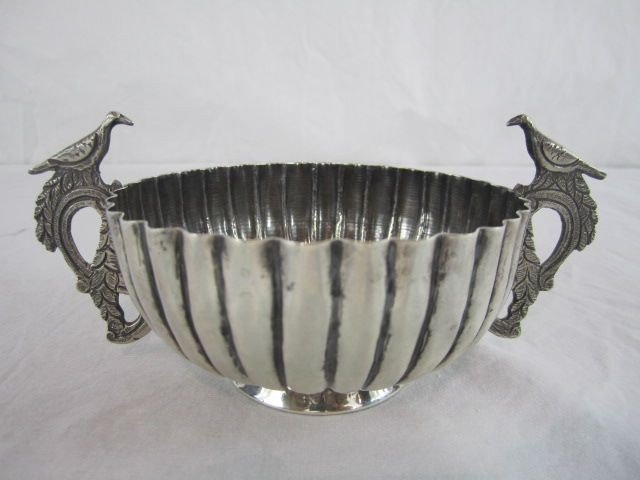 109: C99-3  MEXICO STERLING BY ORTEGA BOWL