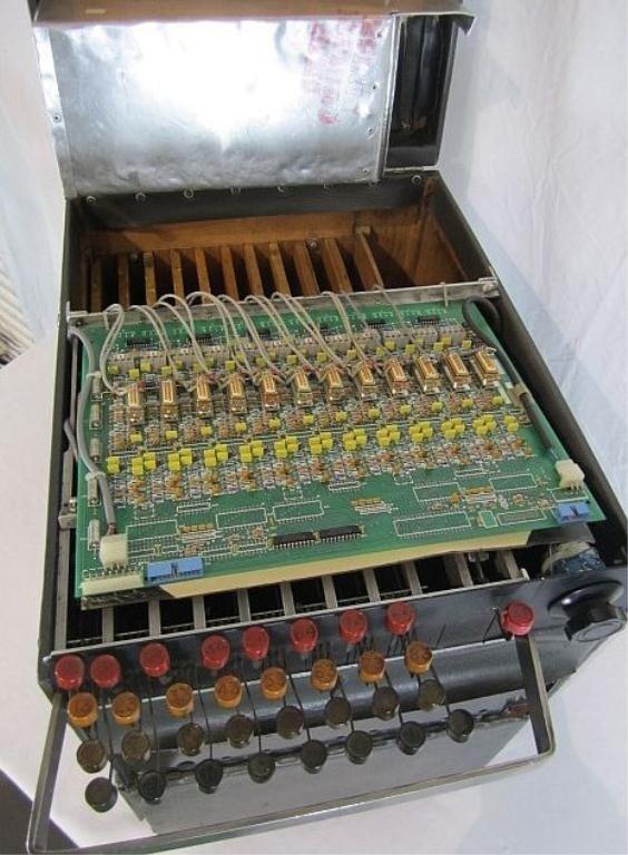 600A: D40-1  WORLD FAMOUS LAUGH BOX BY CHARLES DOUGLAS - 2