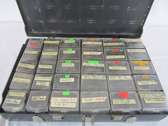 600A: D40-1  WORLD FAMOUS LAUGH BOX BY CHARLES DOUGLAS - 5
