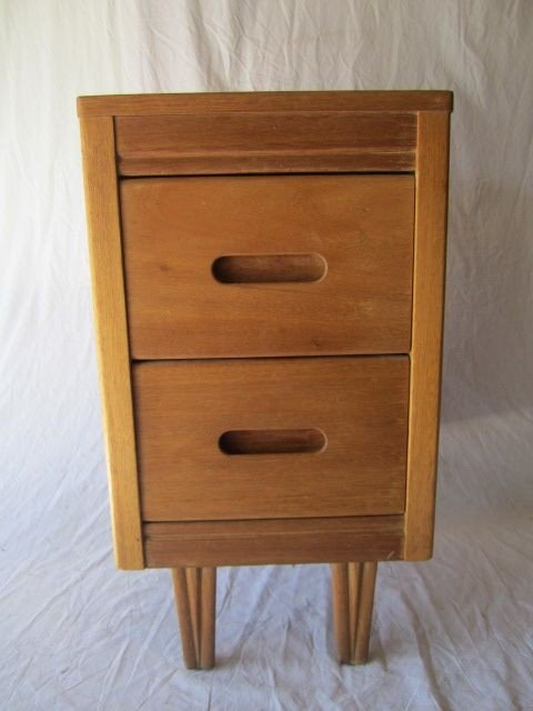 63: D70-30  TWO DRAWER CABINET