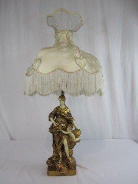 C11-18  FIGURAL LAMP