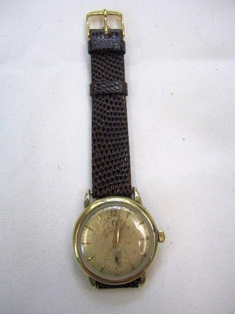239: C78-33  OMEGA GF AUTOMATIC EARLY WATCH