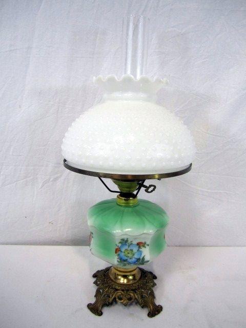 529: F14-21  HURRICANE LAMP