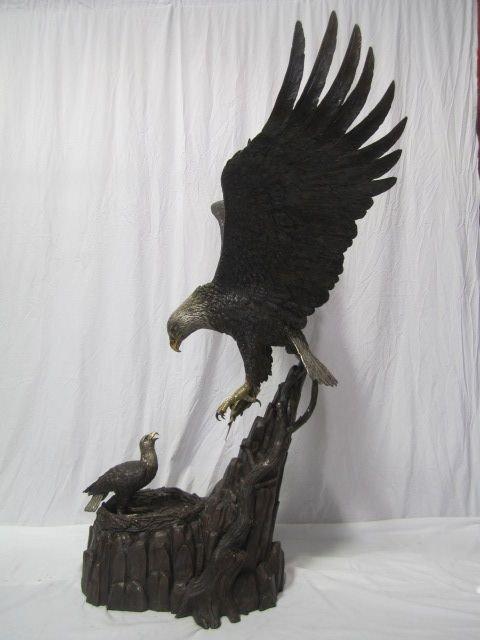 38: A10-13  EAGLE BRONZE