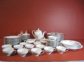 F35-1  EUROPA 65PC CHINA SET