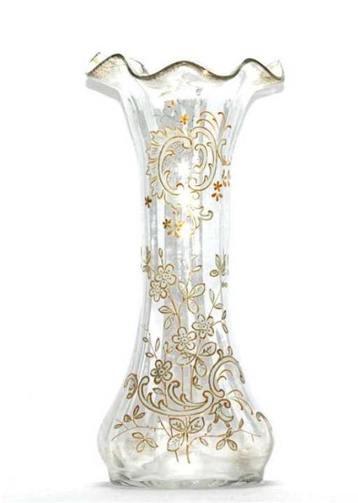 861 F60 243 Moser Vase