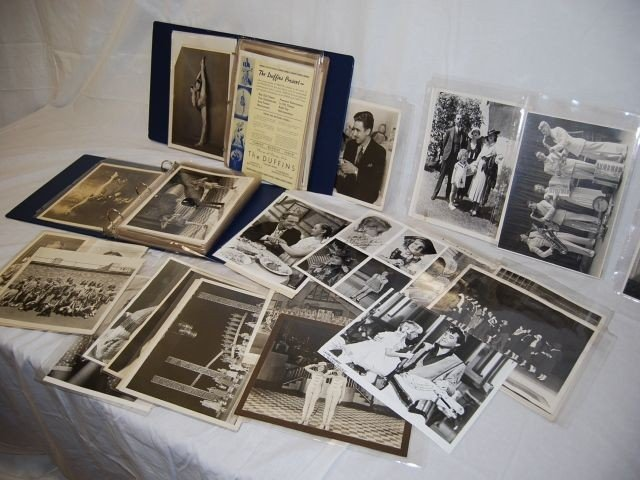 7: MISS BEA'S DUFFIN'S STUDIO PHOTO COLLECTION