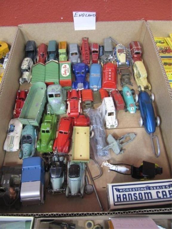 25I: F72-9  LOT OF 139 VINTAGE MATCHBOX & ASST CARS - 3