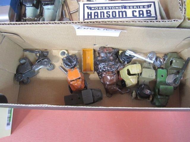 25I: F72-9  LOT OF 139 VINTAGE MATCHBOX & ASST CARS - 7