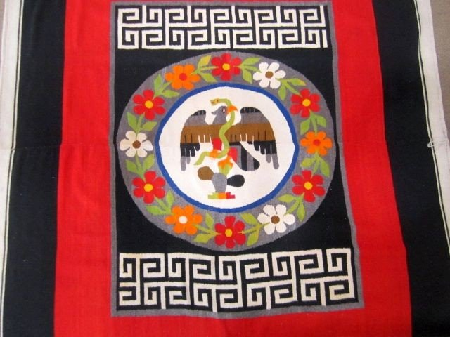 210: F99-6  MEXICAN 1930-1940 BLANKET