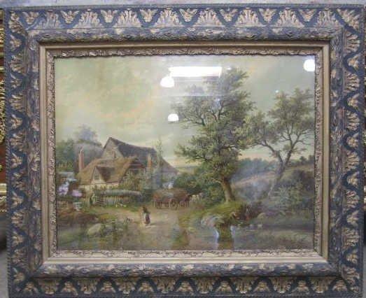 113D: A19-4  1880'S LITHO PICTURE