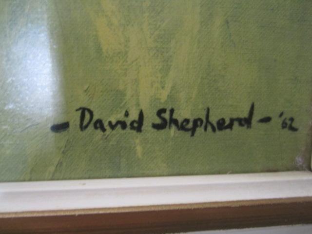 210: E44-1  DAVID SHEPHERD ELEPHANT PRINT - 3