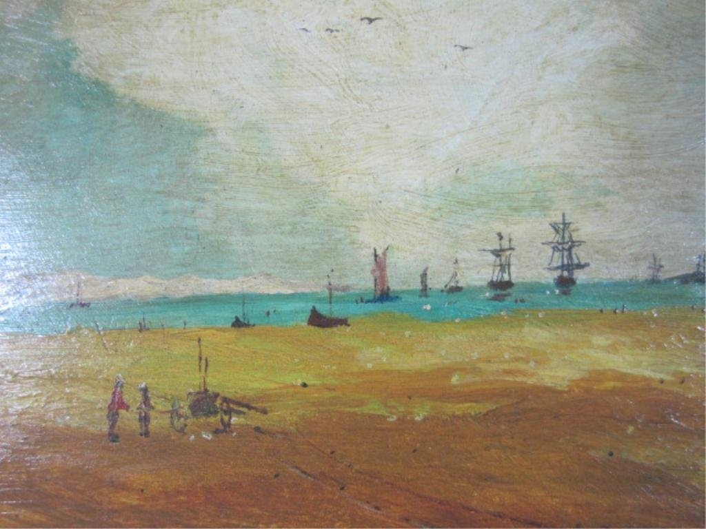 1: H18-3  OIL ON BOARD - 2