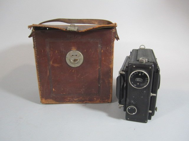 A70-10  OLD ZEISS IKON MICROFLEX CAMERA