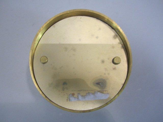 740: A11-40  TIFFANY QUARTZ CLOCK - 5