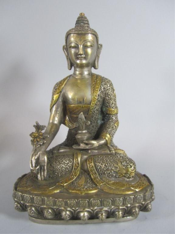 A72-24  CHINESE SINO TIBETAN BUDDHA