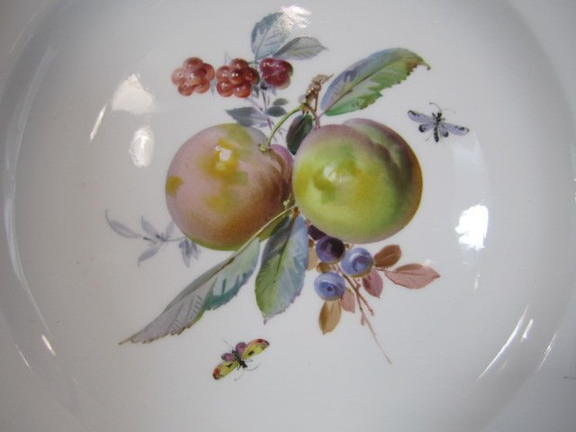 A84-7  SET OF SIX MEISSEN PLATES - 3