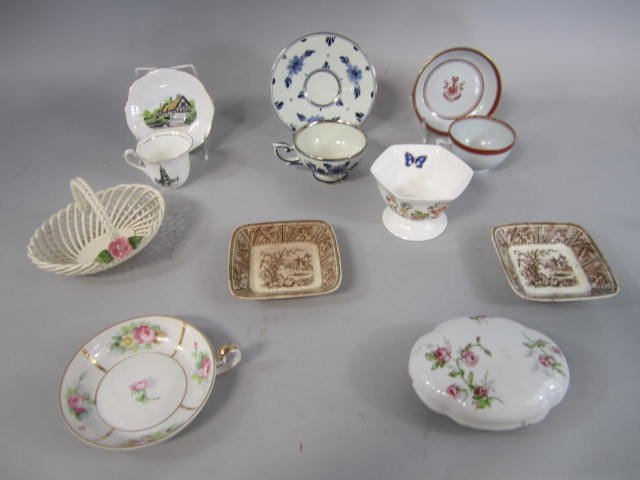 D15-5  GROUP OF CHINA ITEMS