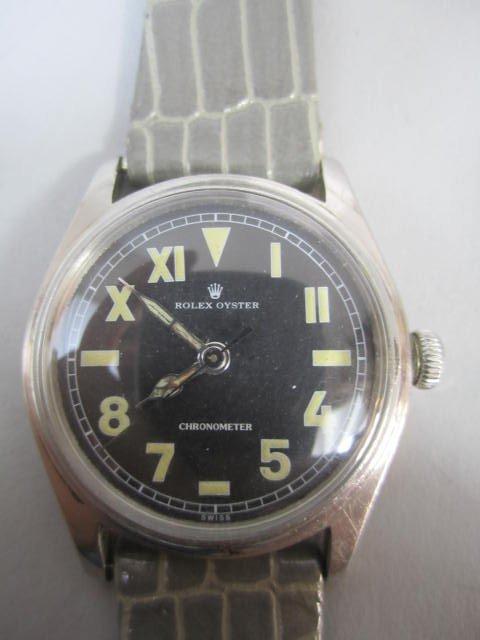 C78-30  Rare Rolex California Dial Model 4377 4461