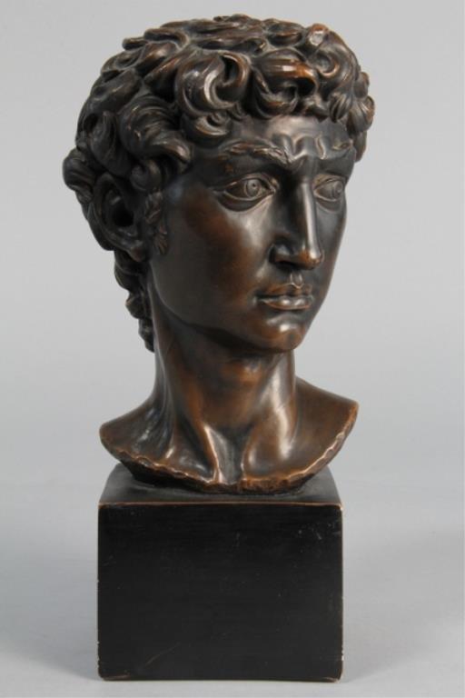 J19-5  Caesar Bust
