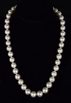 SOUTH SEA CULTURED PEARLS