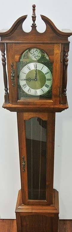47 tempus fugit chiming grandfather clock a45 47 tempus fugit chiming grandfather clock amipublicfo Image collections