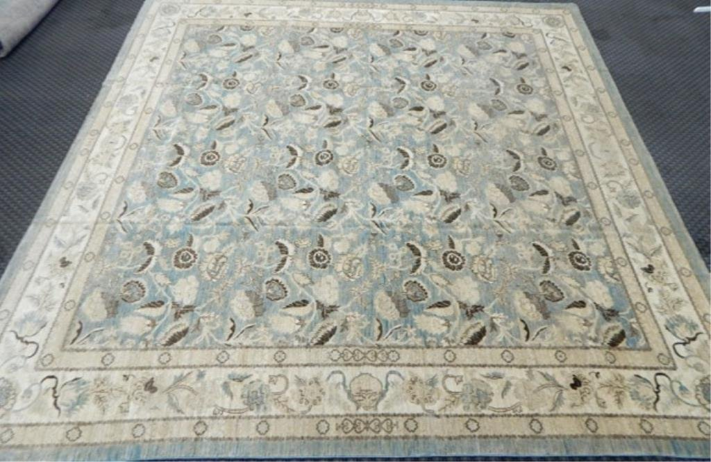 K53-2  PAKISTAN HAND TIED WOOL RUG 12' x 12'