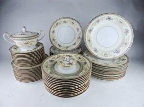 Noritake Service For 12 China Set