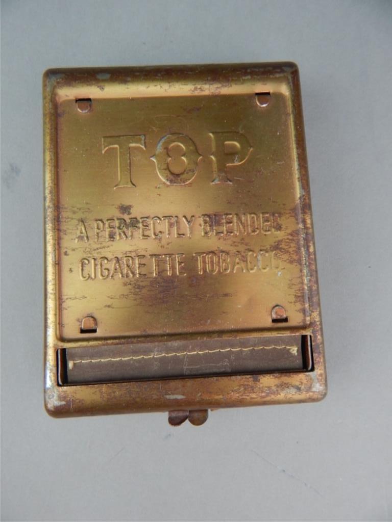 Vintage Cigarette Roller & Bottle Cap Opener - 3