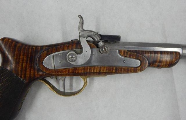 Black Powder Pistol Marked Bo-Mar on Site - 3