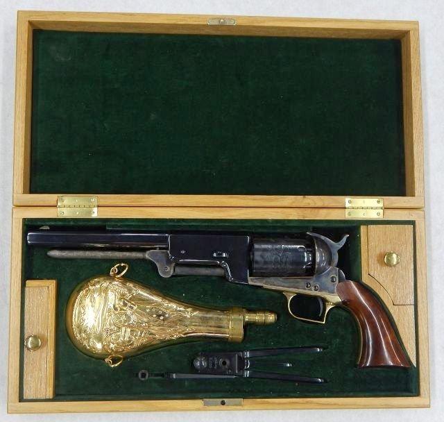 1847 Colt Walker 44 Caliber Percussion Revolver