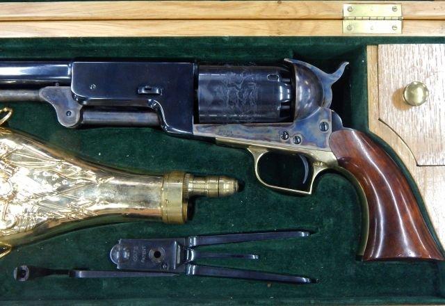 1847 Colt Walker 44 Caliber Percussion Revolver - 2