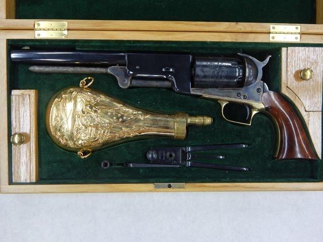 1847 Colt Walker 44 Caliber Percussion Revolver - 4