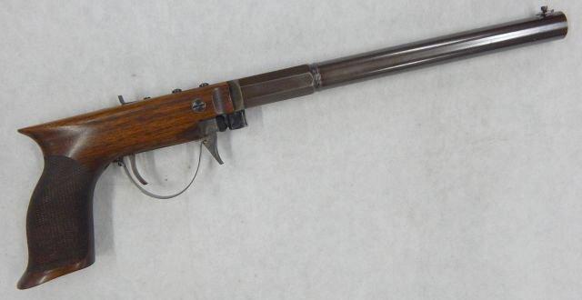 Black Powder Pistol 36 Caliber