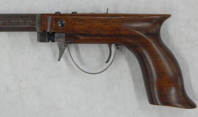 Black Powder Pistol 36 Caliber - 4