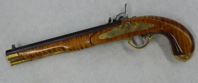 Black Powder Pistol - 3