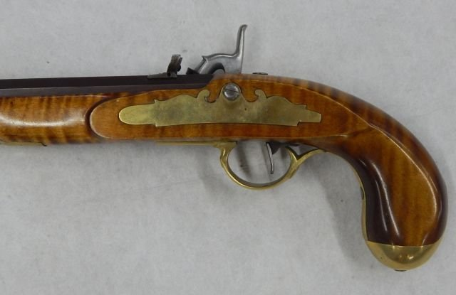 Black Powder Pistol - 4