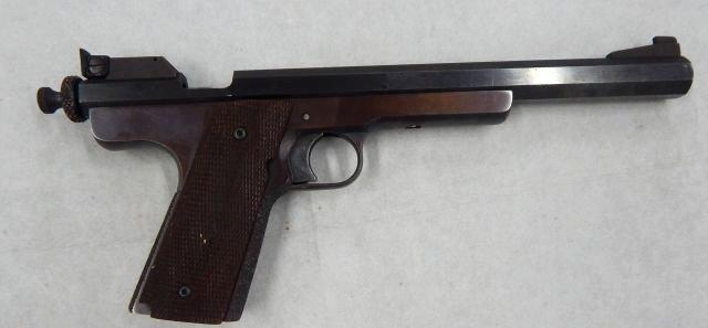 45 Caliber Black Powder Pistol