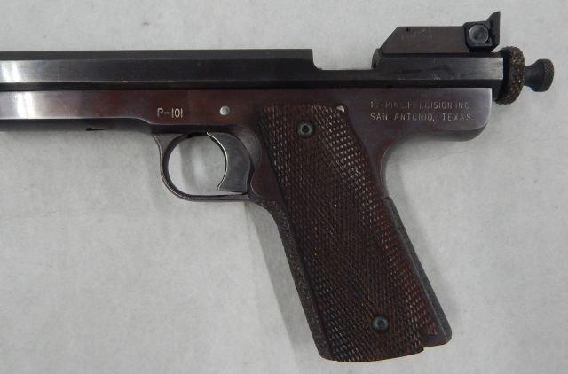45 Caliber Black Powder Pistol - 4