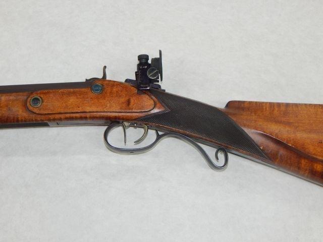 Black Powder Rifle Replica - 6