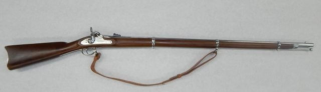 Sam Colt US 1861 Black Powder Rifle Replica