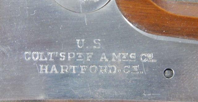 Sam Colt US 1861 Black Powder Rifle Replica - 8