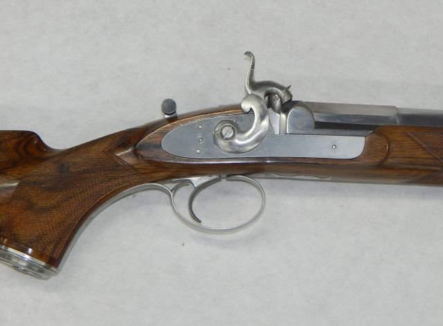 Black Powder Rifle Replica - 3