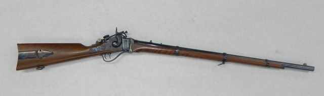 Pedersoli 54 caliber Black Powder Rifle Replica