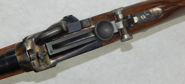Pedersoli 54 caliber Black Powder Rifle Replica - 4